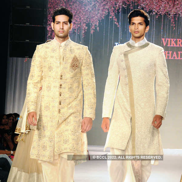 Of fashion, weddings and celebrations