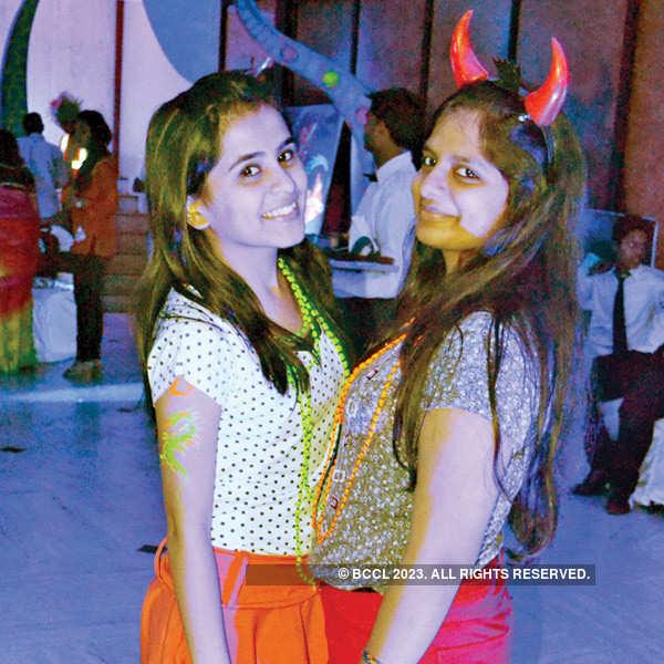 Jayshnu's birthday party