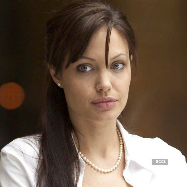 Angelina Jolie In A Still From The Film Taking Lives