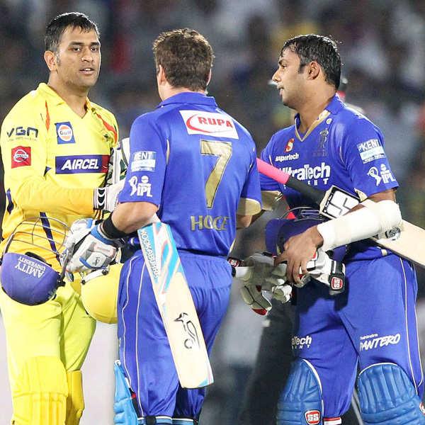 IPL 6: Match 61: RR vs CSK