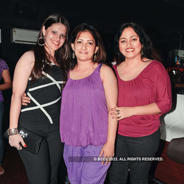Party hosted by pub in Chennai