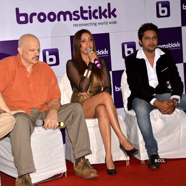 Pooja launches Broomstickk