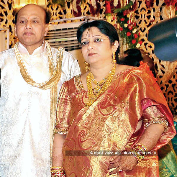 Sonali & Amarnath's reception party