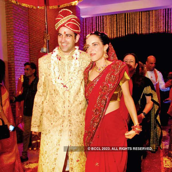 Edri & Zohar's wedding ceremony