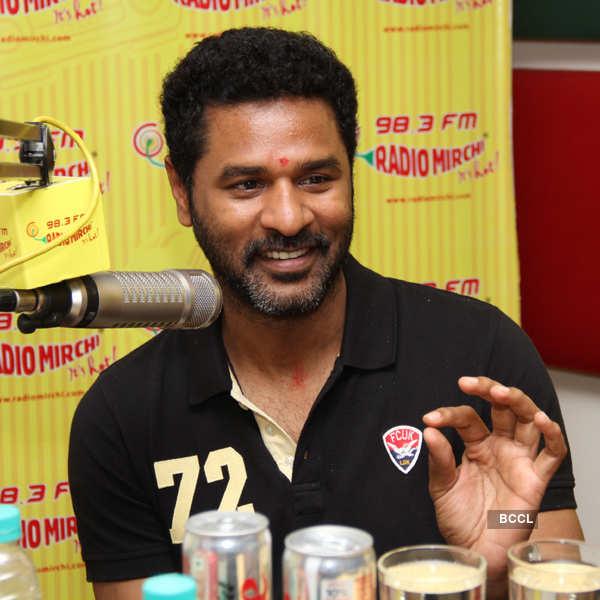 Prabhu, Girish on radio