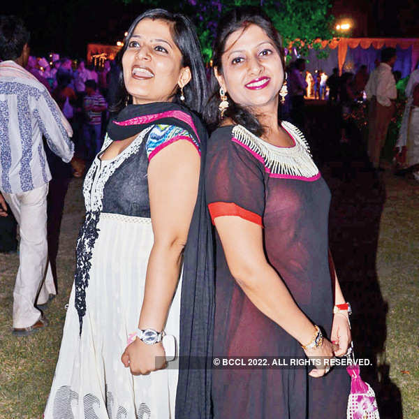 Devansh and Durvaa Aggrawal's party