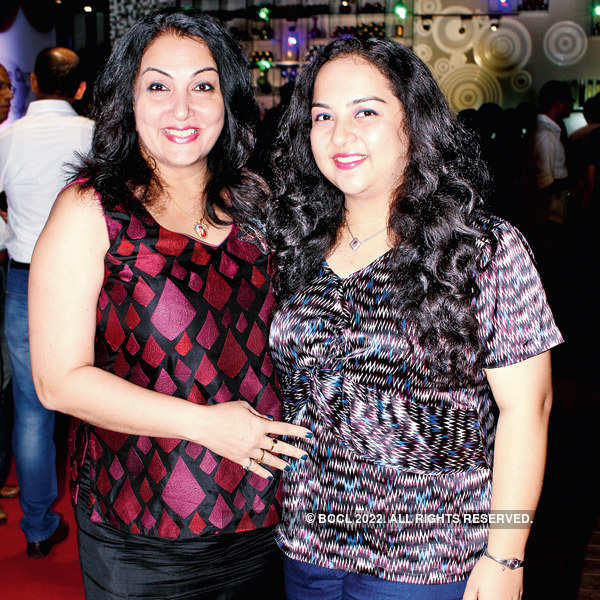 Foodies party together at Spice Curry