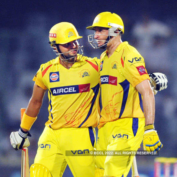 IPL 6: Qualifier 1: MI vs CSK