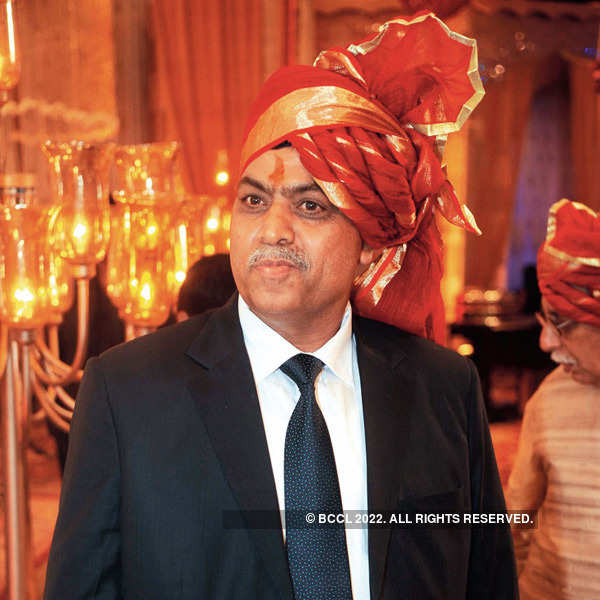 Mohit Arora & Parul's wedding ceremony