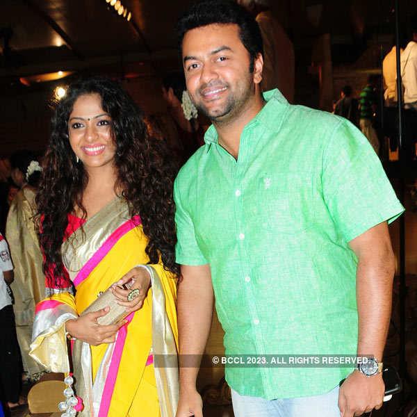 Abhilash & Varsha's wedding ceremony