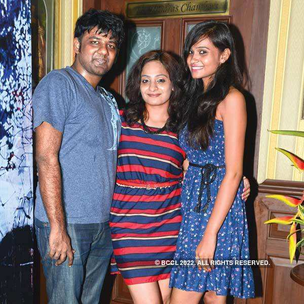Party hosted by lounge in Chennai