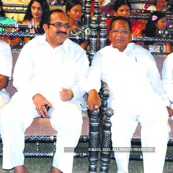 Chandrahas, Dr Vaishali's wedding reception