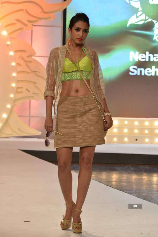 NIFT Mumbai's fashion show