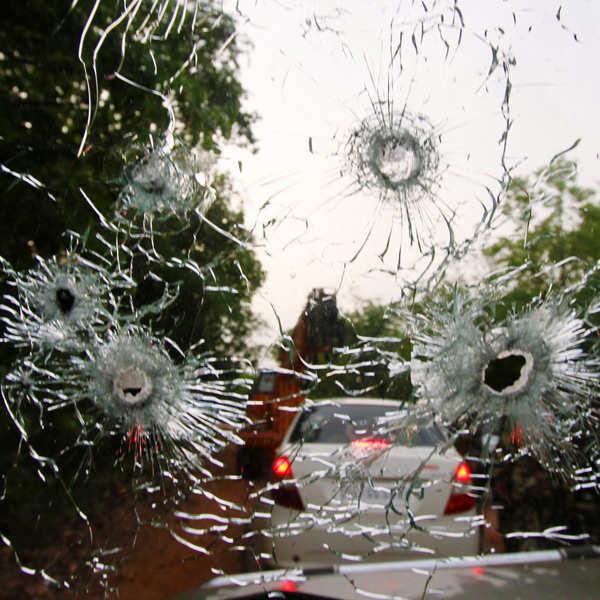 Maoist attack in Chattisgarh