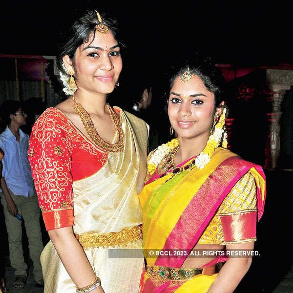 Hitesh & Sri Puja's wedding ceremony