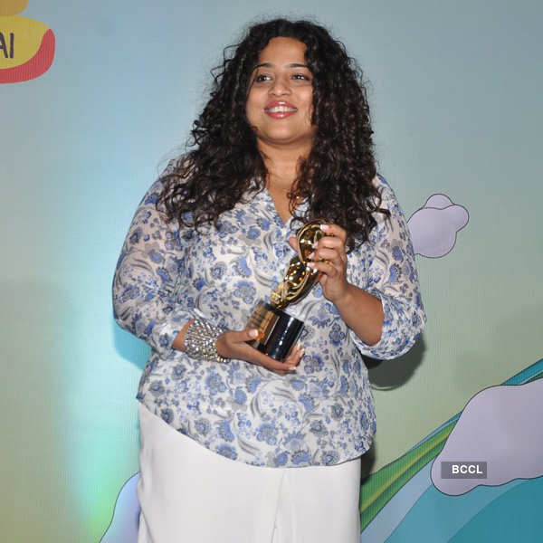 Mallishka gets felicitated!