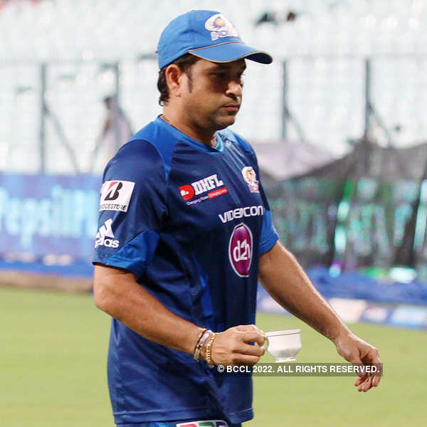 Sachin's merchandise up for grabs