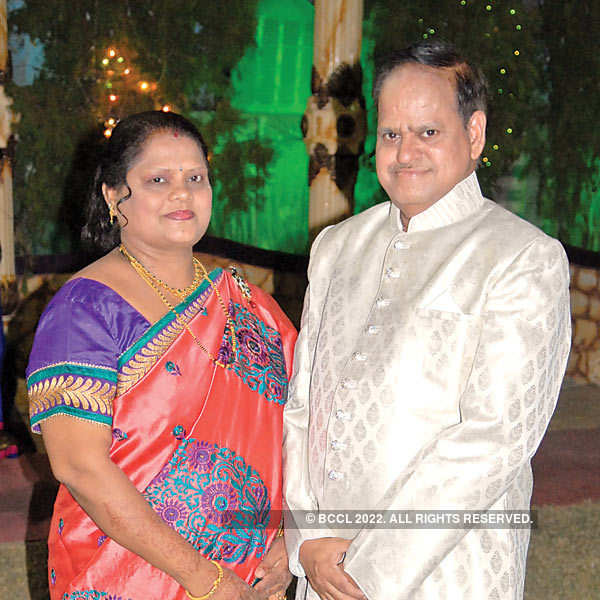 Monali, Phaniraj Pathaneni's wedding bash