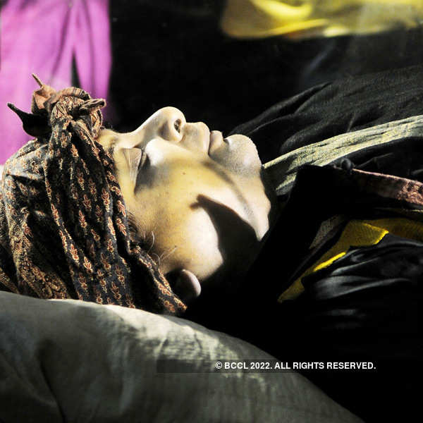 Rituparno Ghosh laid to rest