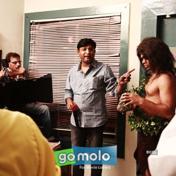 Kho Kho: On The Sets