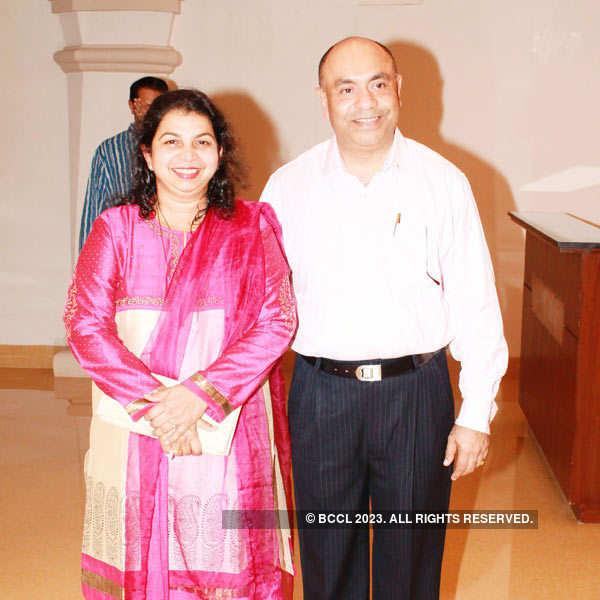 Victor Albuquerque's party in Goa