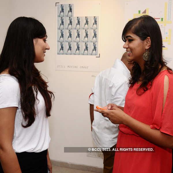 NIFT graduation exhibition