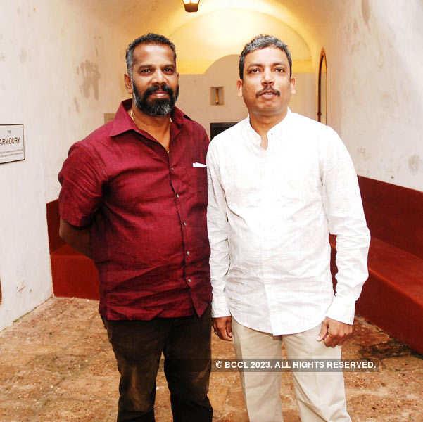 Cartoon Festival at Sunapranta Goa