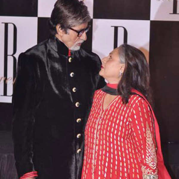 Big B recalls 'lifetime' with Jaya on 40th anniversary