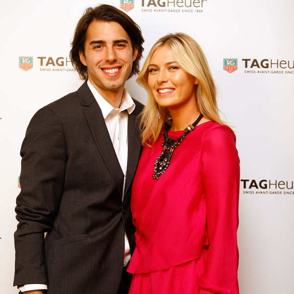 Sportsmen and their WAGs