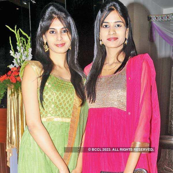 Praneet & Rachana's reception party