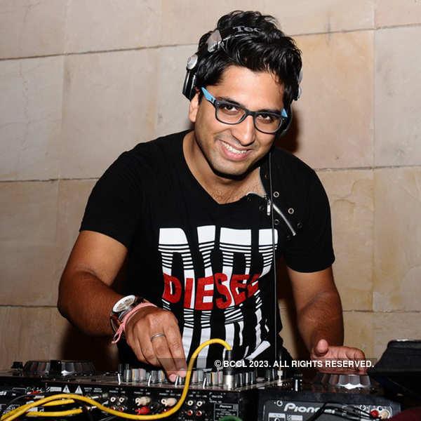 DJ Amit B Live @ G Bar