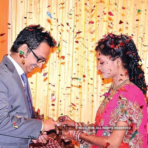 Rahul Shete, Sonam Gotiwale engagement party