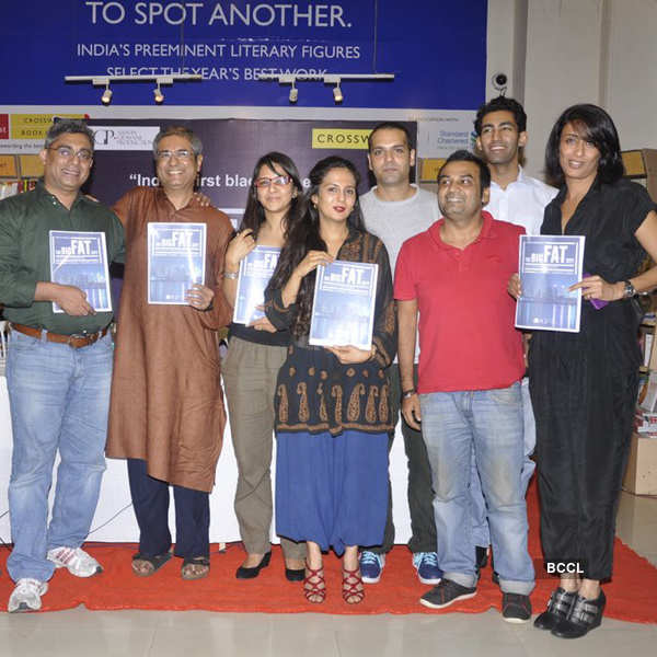 Mahesh Dattani's book launch