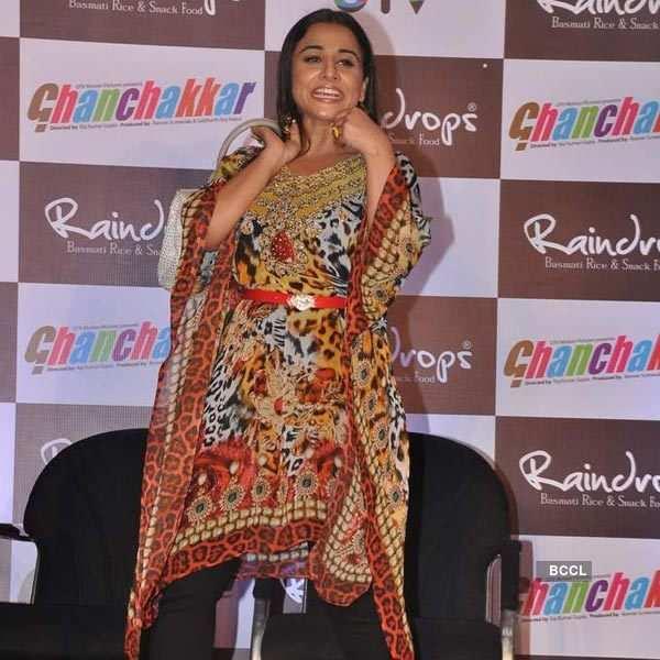Vidya, Emraan promote Ghanchakkar