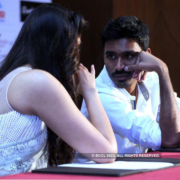 Raanjhanaa: Press meet