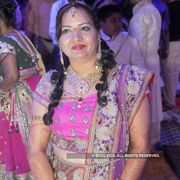Sushila & Jai Bhagwan's anniv. party