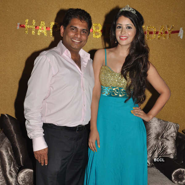 Shobhit Rana's b'day bash
