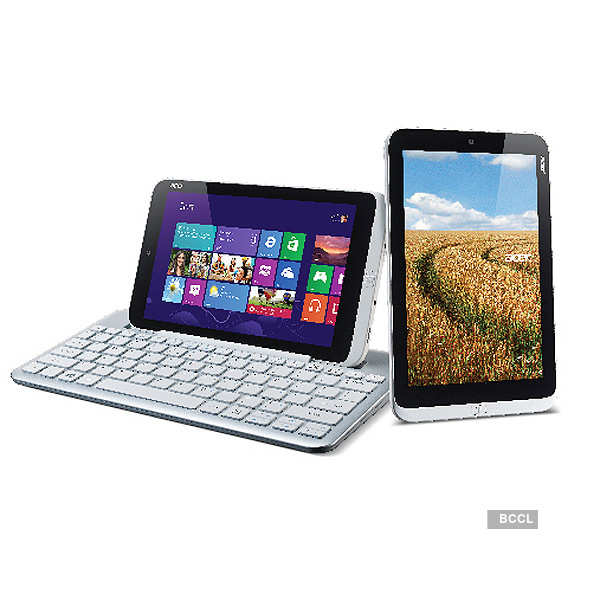 Acer launches Iconia W3
