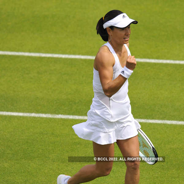 Wimbledon '13: Kimiko enters second round
