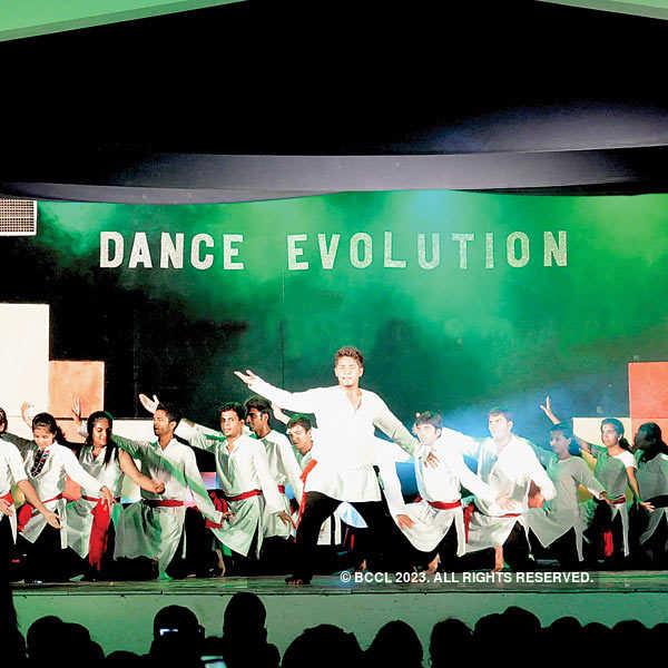 Dance workshop: Dance Evolution