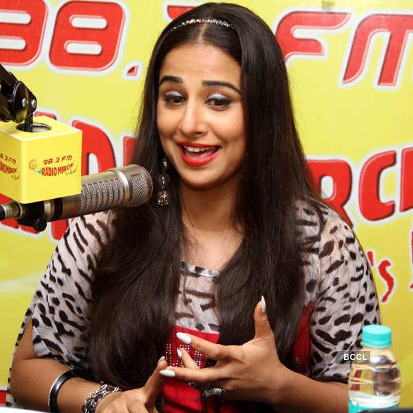 Ghanchakkar promotion on radio