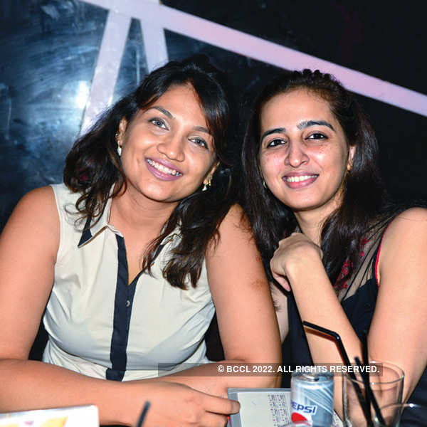 Chennai socialites party on weekend