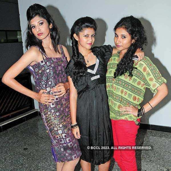 Fashion unlimited at Nirmala College