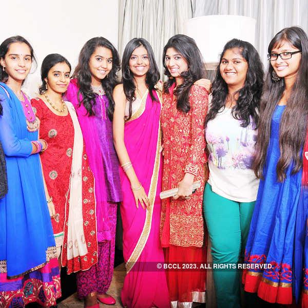 Shivani's birthday party