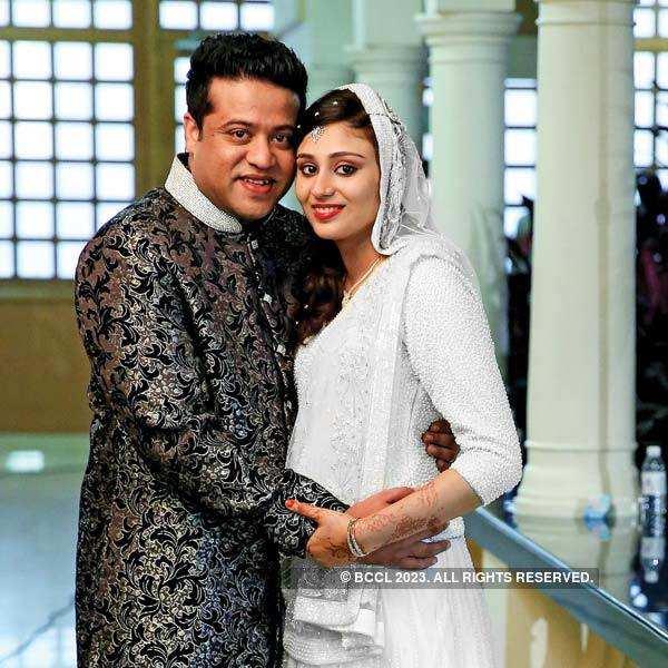 Sameer Hamsa, Hamna's wedding reception