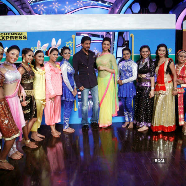 DID Super Moms: On the sets