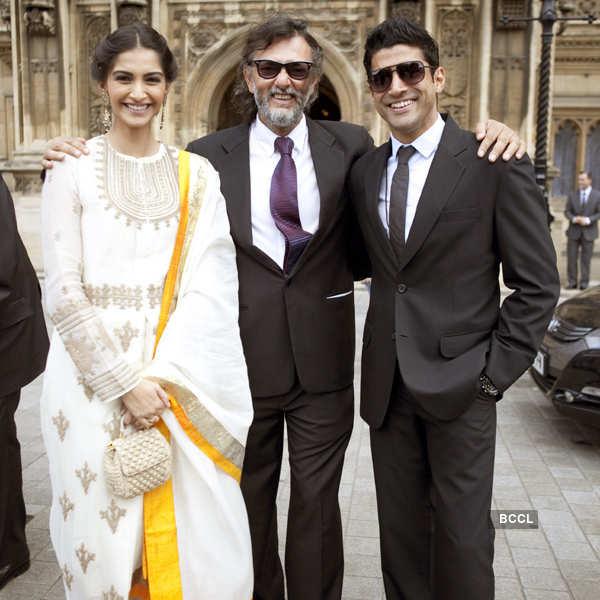 Bhaag Milkha Bhaag: London Premiere