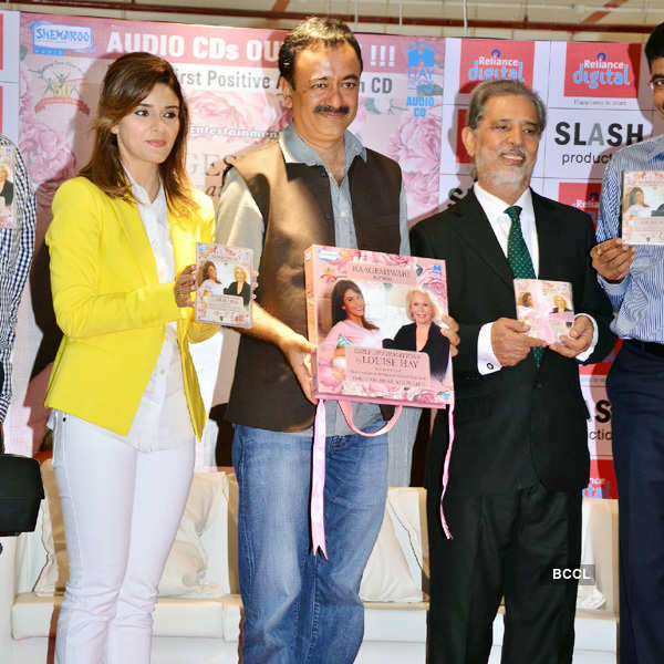 Raageshwari's CD launch