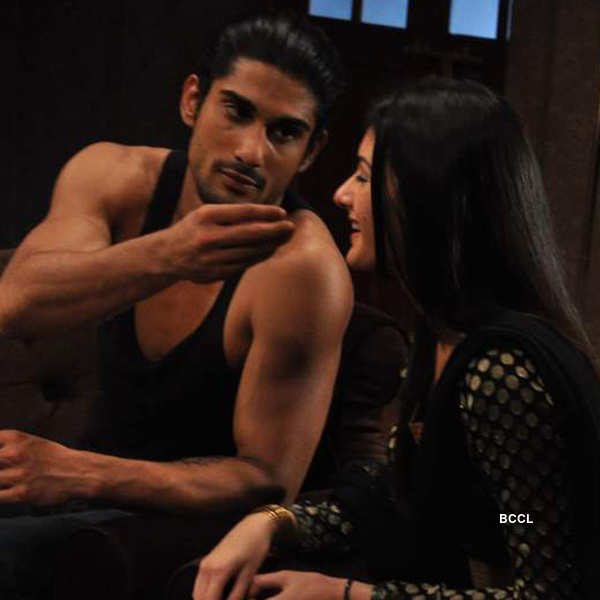 Amita Ka Amit: On the sets