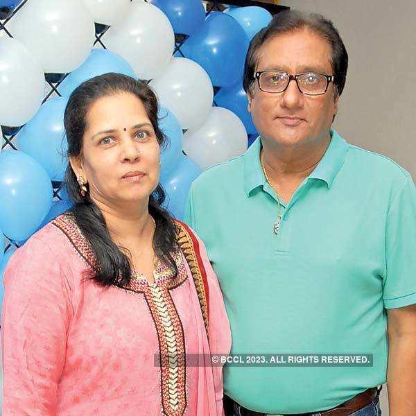 Sunaina's grand birthday party